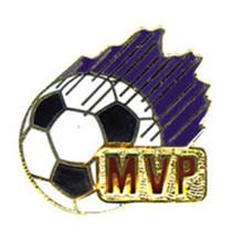 MVP Soccer Pin #131