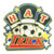 Soccer Hat Trick pin #275