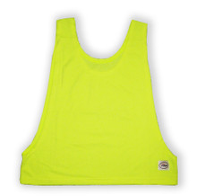 Goalkeeper Practice Pinny in Neon Yellow