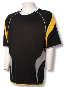 Columbus short-sleeve soccer keeper jersey - front