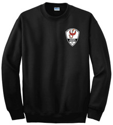 Lakewood Phoenix crewneck sweatshirt, in black