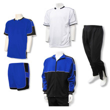 Nova Soccer Team Package in royal/black