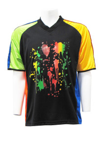 Paintball Splatt S/S Soccer Goalkeeper Jersey