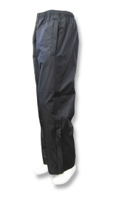 Waterproof Rain Pants with built-in travel pack
