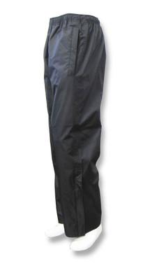 Waterproof Rain Pants with built-in travel pack