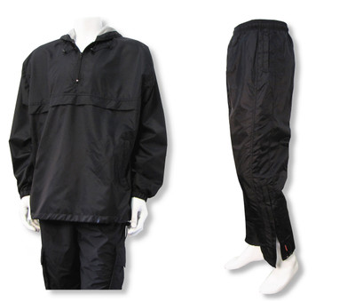 Men's Windbreaker Jacket-Pant Set