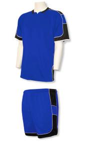 Nova custom-made soccer uniform kit in 18 colors, by Code Four Athletics
