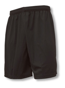 MRFC Rec Soccer Shorts in Black