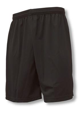 MRFC Rec Soccer Shorts in Black