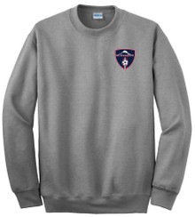 MRFC Crewneck Sweatshirt in Sport Gray