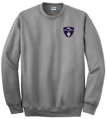 MRFC Crewneck Sweatshirt in Sport Gray