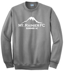 MRFC-SSC crewneck sweatshirt in sport gray