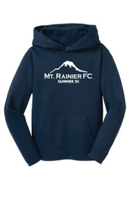 MRFC-SSC Sport-Wick Tech Hoody in Navy
