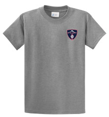 MRFC s/s cotton tee in athletic heather