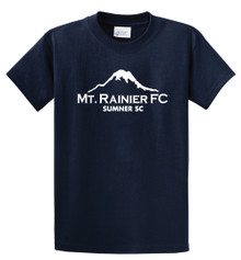 MRFC-SSC s/s cotton tee in navy