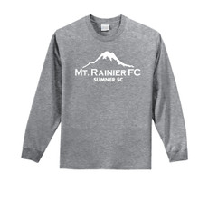 MRFC-SSC l/s cotton tee in athletic heather