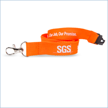 Custom lanyards by Code Four Athletics