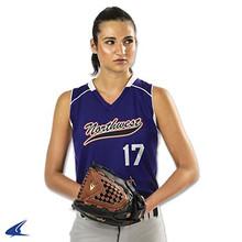 Champro Racer Back softball jersey