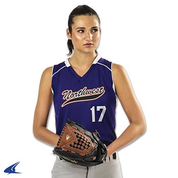 Champro Racer Back softball jersey