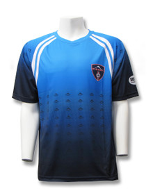 Custom Sublimated Soccer Jersey - MRFC front