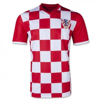 Custom Sublimated Soccer Jersey - checkerboard