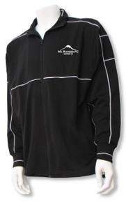 MRFC-SSC warmup jacket (oversized), in black/black