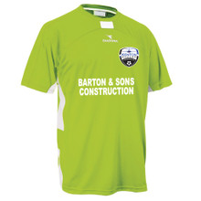 Kenton away jersey (youth, men's sizes)