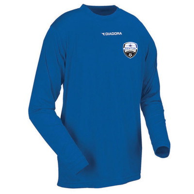 Kenton SA L/S Leggera Performance Top, in royal
