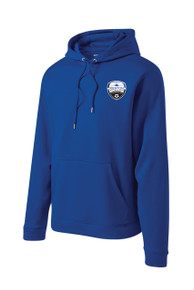 Kenton SA Sport-Wich Tech Hoody, in royal