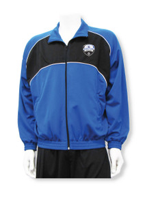 Special: Crossfire youth warmup jacket with Kenton SA logo