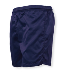 Olympic soccer shorts in navy
