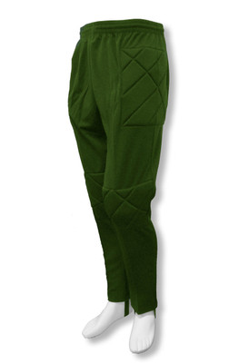 Academy soccer goalkeeper pants in forest
