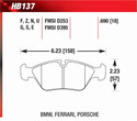 Front Pads - HB137F.690