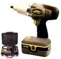 Pit Impact Gun with 2 Batteries &amp; Charger  68604
