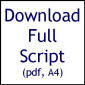 E-Script (The Audition, Two Act) A4