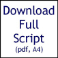 E-Script (Choking The Butterfly) A4