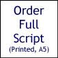 Printed Script (Sat Love)