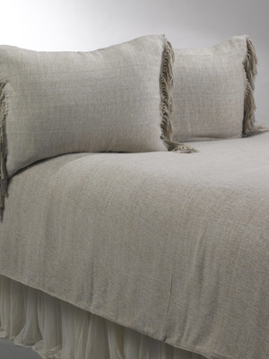 Heavenly Silk Coverlet, Heavenly Standard Shams