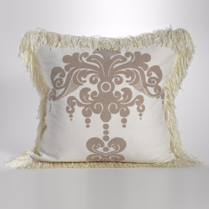 Couture Dreams Enchantique Sand Pillow with Fringe