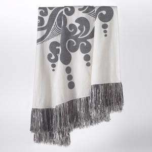 Couture Dreams Enchantique Dark Grey Throw