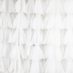 Couture Dreams Chichi Ivory Petal Yardage