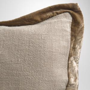 Luscious Flax Standard Sham (Pair)