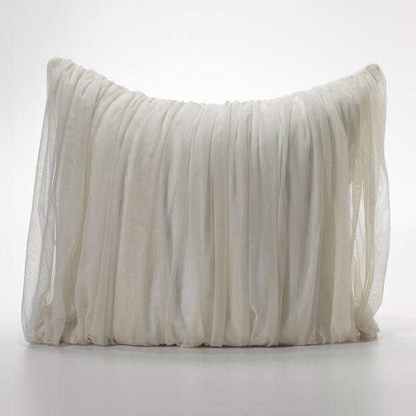 Couture Dreams Whisper Ivory Euro Sham