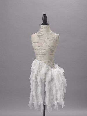 Couture Dreams Chichi White Petal Sarong