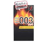 Okamoto 0.03 Hot Jelly Condom