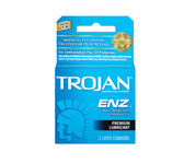 Trojan ENZ Lubricated Condoms 3 packs