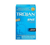 Trojan ENZ Lubricated Condoms 12 packs