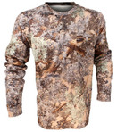 King's Hunter Series Long Sleeve Shirt in Desert Shadow