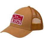 Browning License Cap Burnt Orange