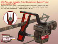 Ripcord Arrow Containment System